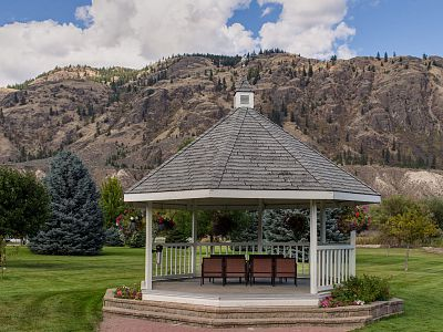 Gazebo Mountain View